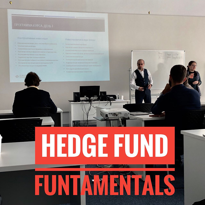 Hedge Fund Fundamentals Course v.7.0