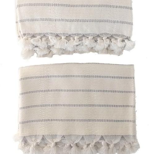 The Lee Organic Cotton hand towel