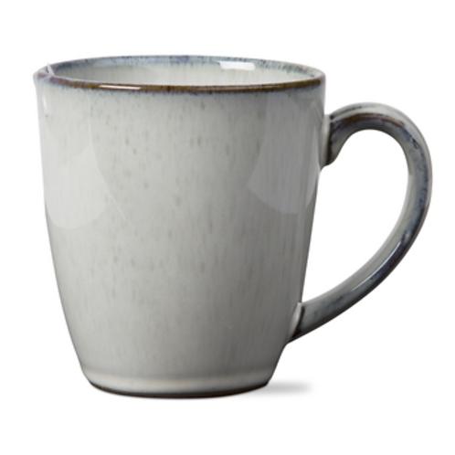 Union reactive glaze mugs