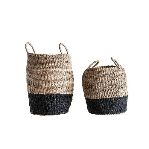 Sadie Woven Basket Small and Large