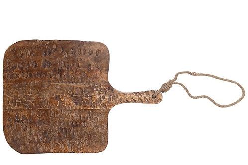 Rustic Cheese Charcuterie Board