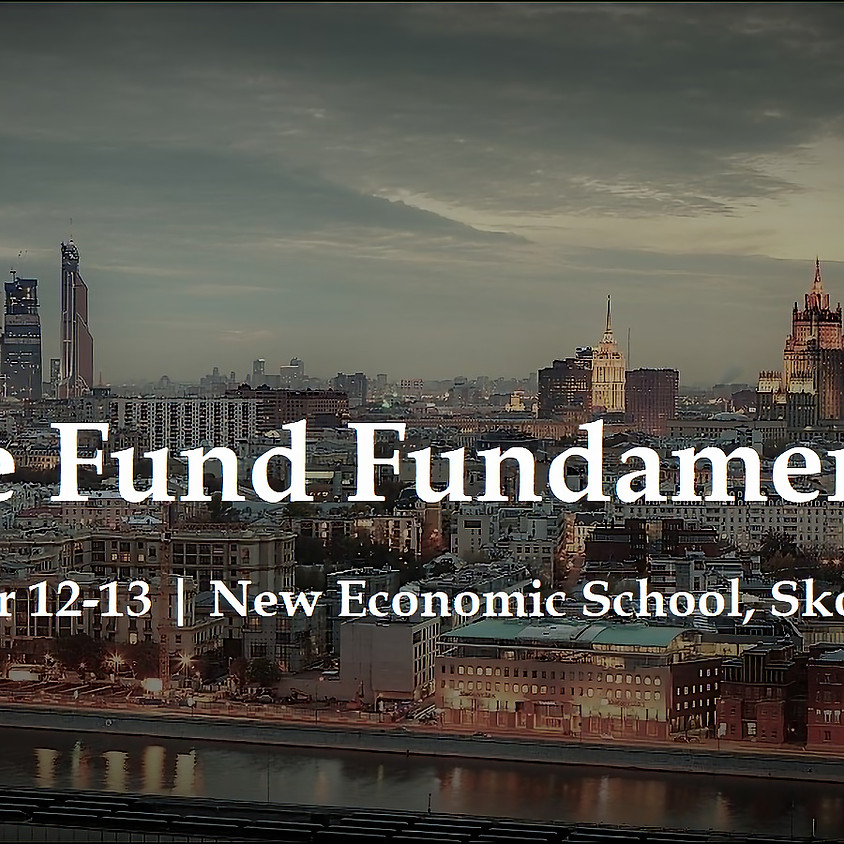 Hedge Fund Fundamentals Course v.5.0