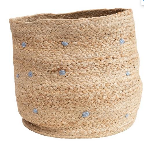 Levi Jute Storage Baskets