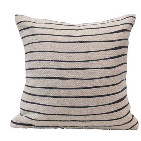 Adria Striped 20in Pillow