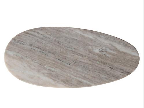 Norah Travertine Marble Cheese Board