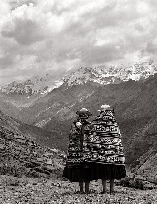 Sacha Dean Biyan | Bolivian indigenous culture and costume