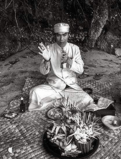 Sacha Dean Biyan | Shaman, Indonesia