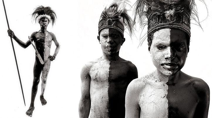 Sacha Dean Biyan | Papua New Guinea