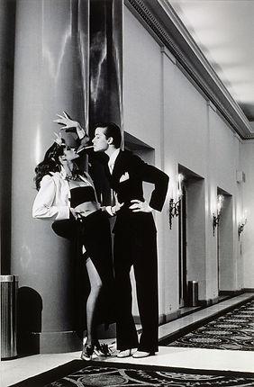 Helmut Newton, Monte Carlo