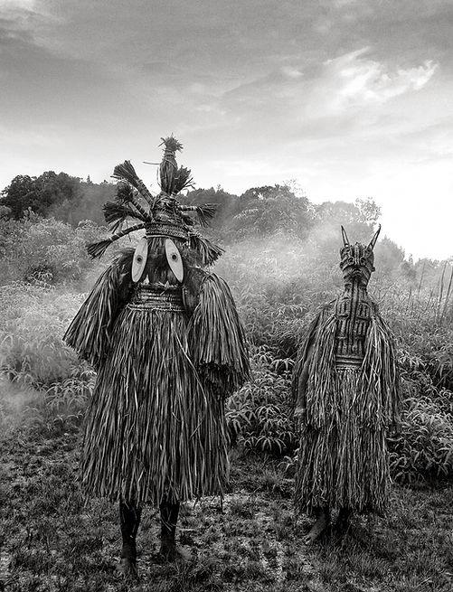 Sacha Dean Biyan | Papua New Guinea ritual
