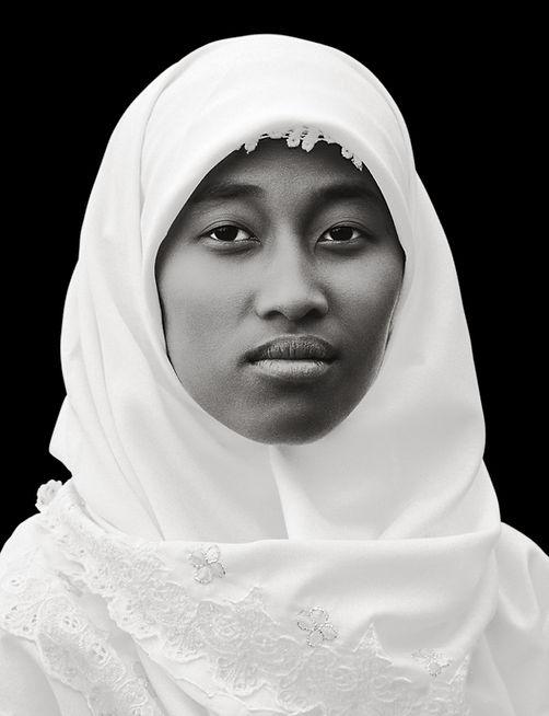 Sacha Dean Biyan | Muslim girl in Java, Indonesia