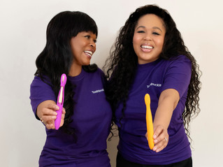 It's Her Business: Alison Rogers and Rosaline Scott, Founders of Toothbuckle
