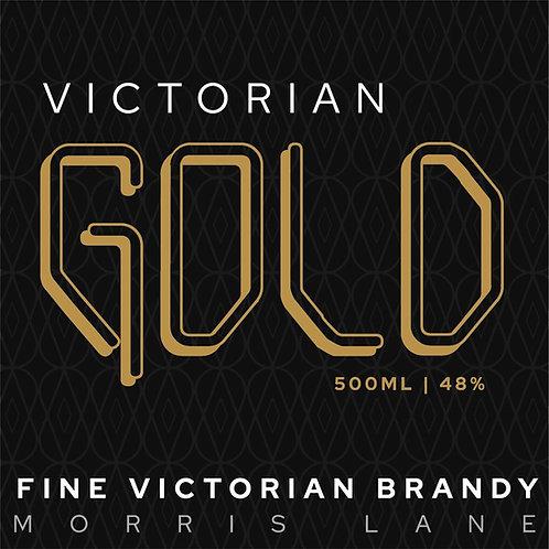 Victorian Gold Fine Aged Brandy