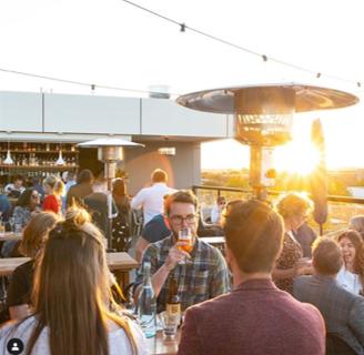 Nimbus Rooftop Bar