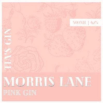 Tia's Pink Gin