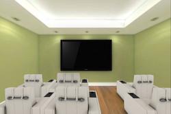 Media Room - Luxury