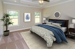 Bedroom 1 - Scene 1 - Luxury