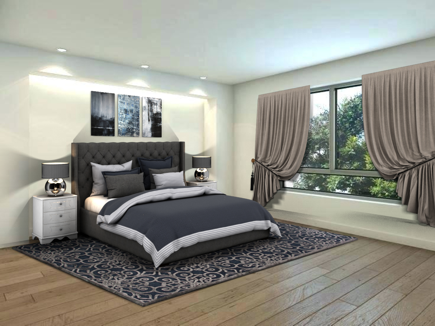 Bedroom 6 - Luxury