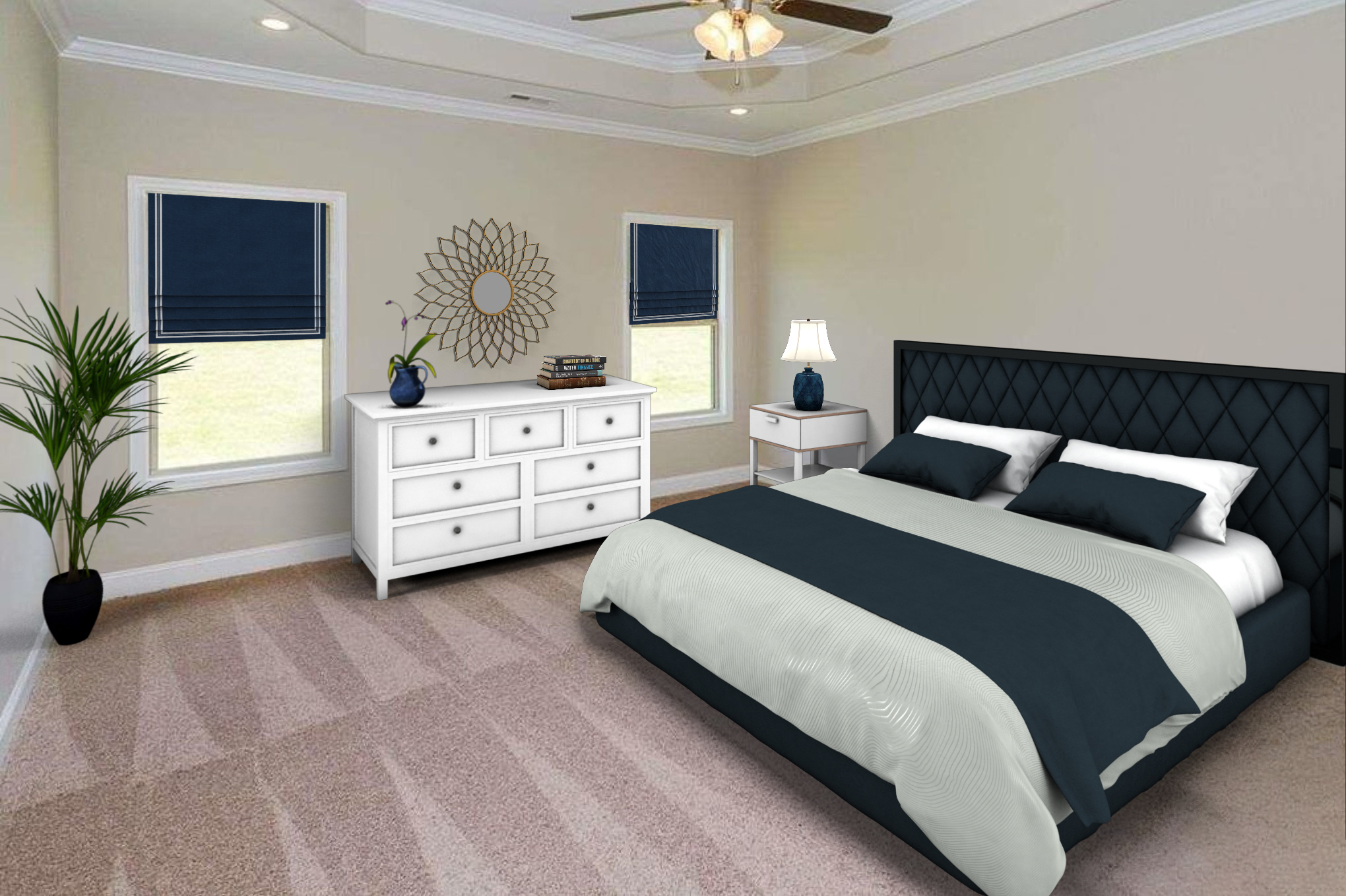 Bedroom 1 - Scene 5 - Standard