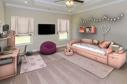 Bedroom 1 - Scene 2 - Luxury