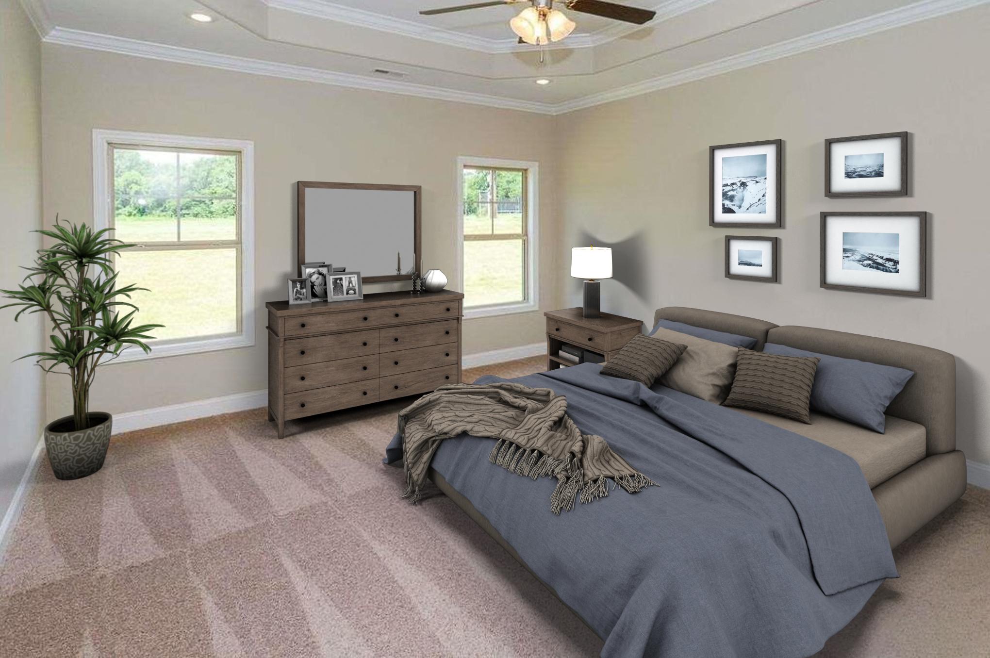 Bedroom 1 - Scene 4  - Standard
