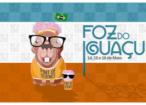 Pint Of Science em Foz do Iguaçu