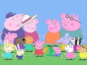 Peppa Pig e o desenvolvimento cognitivo infantil: cultura, valores, moral e comportamento.