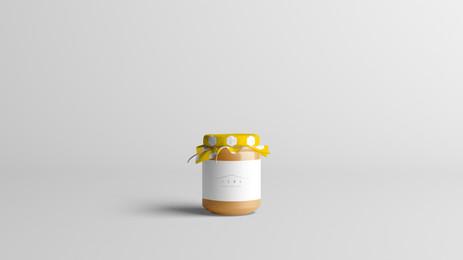 Floral Honey Field