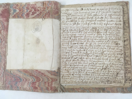 John Farmer First  American Journey 1711-1714 Journal