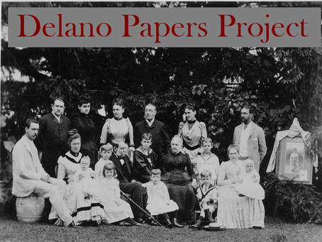 Delano Papers Project