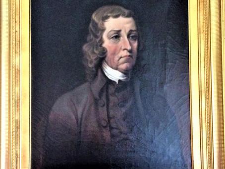 Portrait Josiah Bartlett Signer of the Declaration of Independence