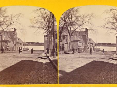 Selwin C Reed 1870 Photo Green Street Newburyport Massachusetts