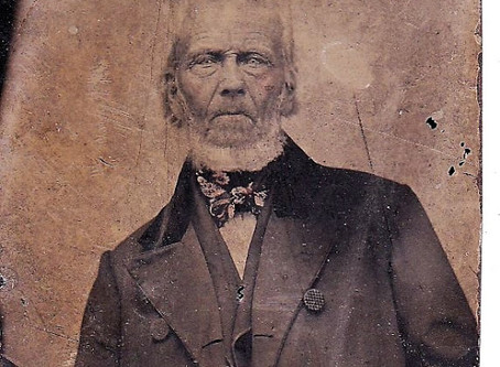 Photo of James Dyer of Franklin Maine
