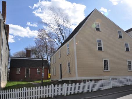 The Gedney and Clarke Families of Salem Massachusetts