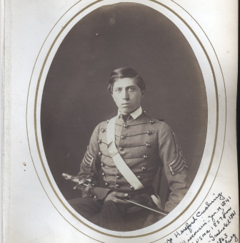 Generations of family proud of Civil War hero Alonzo Hereford Cushing