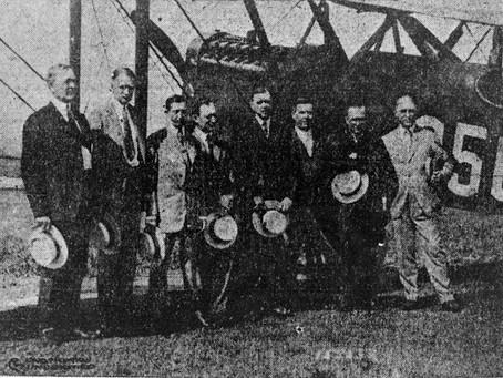 Photo Archives Bolling Field Washington Mail Inspectors 1922
