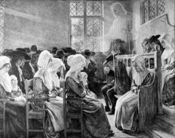 Persecuted Quakers in New England finally find refuge