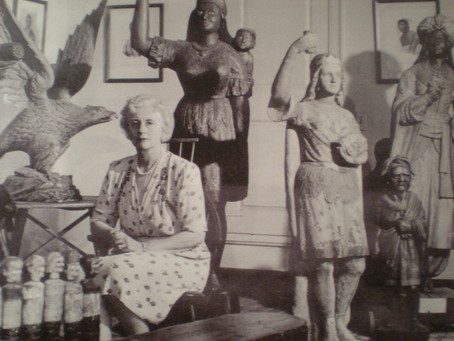 Video on Americana Collector Electra Havemeyer Webb founder of the Shelburne Museum