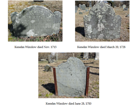 PDF File of Historic Cemeteries in Dennis Massachusetts