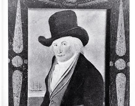 Captain David Ockington JR Massachusetts
