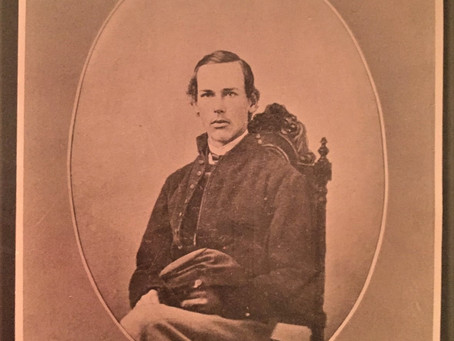 Photo: Samuel Woods Luitwieler Civil War Soldier and his Diary Account