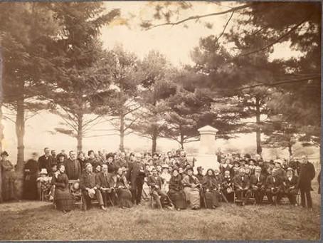 Photo Nurse Family Association Dedication Memorial to Rebecca Nurse 1885