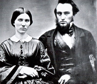 Maria Hebberd Bresee: A Minister's Wife After Millions