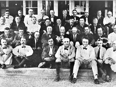 Upholstery Golf Association Tour 1922 Long Island