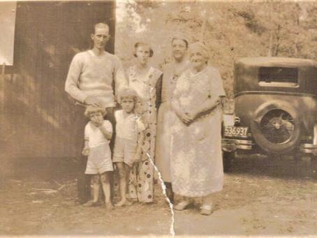 Phelps-Hall-Kingsbury Family Photo