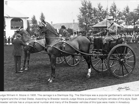 Carriage Industry History Amesbury Massachusetts