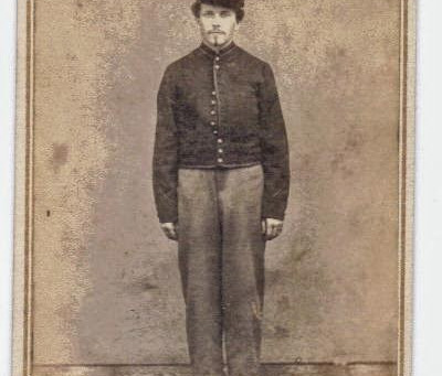 Honoring Union Soldier Howard Wellington Merrill