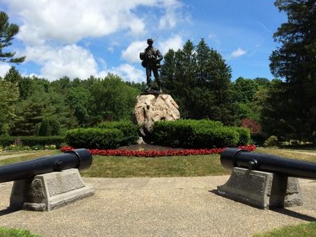 Massachusetts Civil War Monuments Project