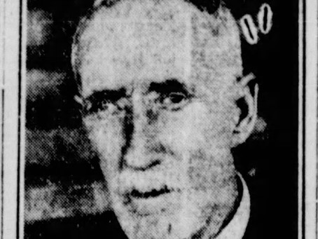 Photo Civil War Vet Frank Ingledue of Salem Ohio and Obituary