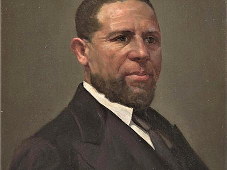 Republican Senator Hiram Rhodes Revels, Mississippi